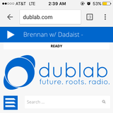 Brennan and Dataist :: Dublab Takeover