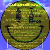 Culture Shock - Berwick Manor All-dayer - Dec 2018