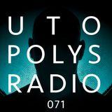 Utopolys Radio 071 - Uto Karem Live from Industrial Copera, Granada (ES)