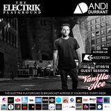 Electrik Playground 7/5/16 inc. Vanilla Ace Guest Session