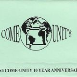 Jeno (San Francisco) - Come Unity 10 Year Anniversary (2001)