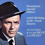 Special Housebeatz Mr Frank Sinatra 12-12-2015
