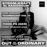 Out Of The Ordinary Radioshow #027 - Frank Eizenhart