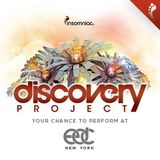 Discovery Project: EDC New York - DJ SANYA / UK: Competition Entry