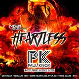 Heartless NYC Feb 13, 2016 - House Full Mix