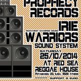Prophecy Records meets IWS @Athens 25.10.14 Part 3