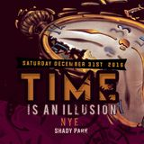"""BRIGGS NYE 2016 """"Time is an Illusion"""""""