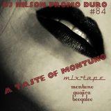 DJ NILSON PROMO DURO #84 A TASTE OF MONTUNO