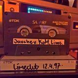 Jauche u. KoM .Lime. Limeclub 12.4.1997 TapeA-B