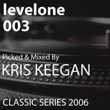 Kris Keegan Levelone 003 [Classic Series]