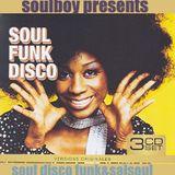 soulboy's soul funk disco&salsoul the aurra edition funky soul&remixes