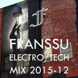 Franssu Electro/Tech Mix 2015-12