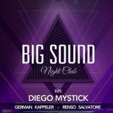 Diegomystick  @ Big sound club-live-iphone sound.