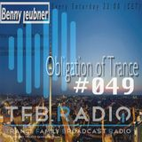 Podcast - Obligation of Trance 049