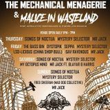 Boomtown - Malice In Wasteland & The Mechanical Menagerie @ DSTRKT 5, 12.08.2018
