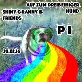 Auf Zum 3Beiniger Hund P1: Shiny Granny