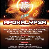 Svetec @ Apokalypsa (Brno, Czech Republic) 21 - November - 2014