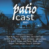 Patiocast#001 mixed and compiled by David Pinto