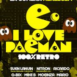 dj Mike B @ La Gomera - I Love Pacman 01-06-2013