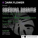 Obsidian Dreams March 2019