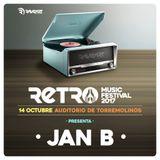 Jan-B ::: Retro Music Festival 2017