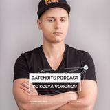 Datenbits Podcast 048 - Dj Kolya Voronov (24.02.2014)