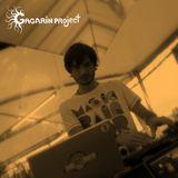 Gagarin Project - 2011 Mix Live @ Open VJ Batofar (Paris) [GAGARINMIX-04] 2011-08-23