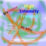 High Intensety Training (low end)