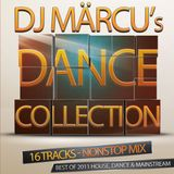 DJ Märcu's House, Dance & Mainstream Collection (Best of 2011)
