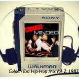 Golden Era Hip Hop Mix Vol. 2: 1987