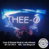 Live At Boom Shaka Laka Boom (San Diego) 02/28/15
