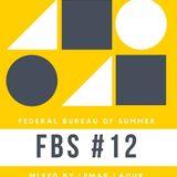 LEMAR LAOUR- FEDERAL BUREAU OF SUMMER FBS #12