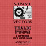 TEALDI @Angie's Pub - half hour set - Vinyl Vectors