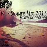Va - Summer Mix 2015 (Mixed By DeckoDJ)