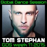 Global Dance Session Week 11 2015 Cheets With Tom Stephan