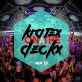 13- KRATEX ON THE DECKX MIX #13 (FEB 2016)