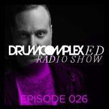 Drumcomplexed Radio Show 026 | Drumcomplex