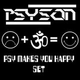 PSY makes you HAPPY (PsyTrance-Mix)
