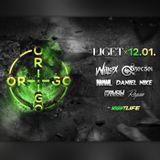 2017.12.01. - ORIGO - LIGET Club, Budapest - Friday