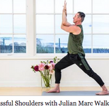 Blissful Shoulders (Soundtrack for Yoga Anytime Class)