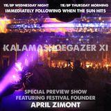 Kalamashoegazer XI Preview Two (featuring April Zimont)