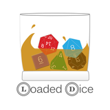Loaded Dice Episode 72:  A Con-versation with Rob from Connecticut Comiconn at Mohegan Sun