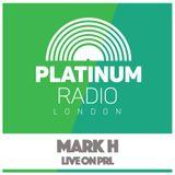 Bongwater Sessions with Mark H - Platinum Radio London - 19/10/16