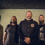 Brock Lindow vocalist of 36 Crazyfists 11-2-17