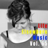 Life Elsewhere Music Vol 65