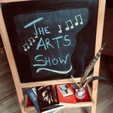 Caroline England and Ole on The Arts Show May 2019