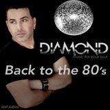 Back To The 80's Diamond Style.