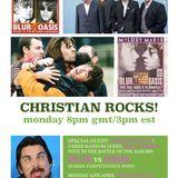 Christian Rocks highlights on rockers dive radio 16/4/2015 Blur vs Oasis/Christian Bale/Molly Barker