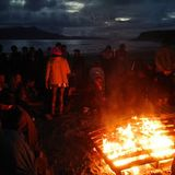 Listening to the Land campfire mixtape