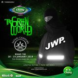 THE GREEN WORLD MUSIC FESTIVAL BY JWP.